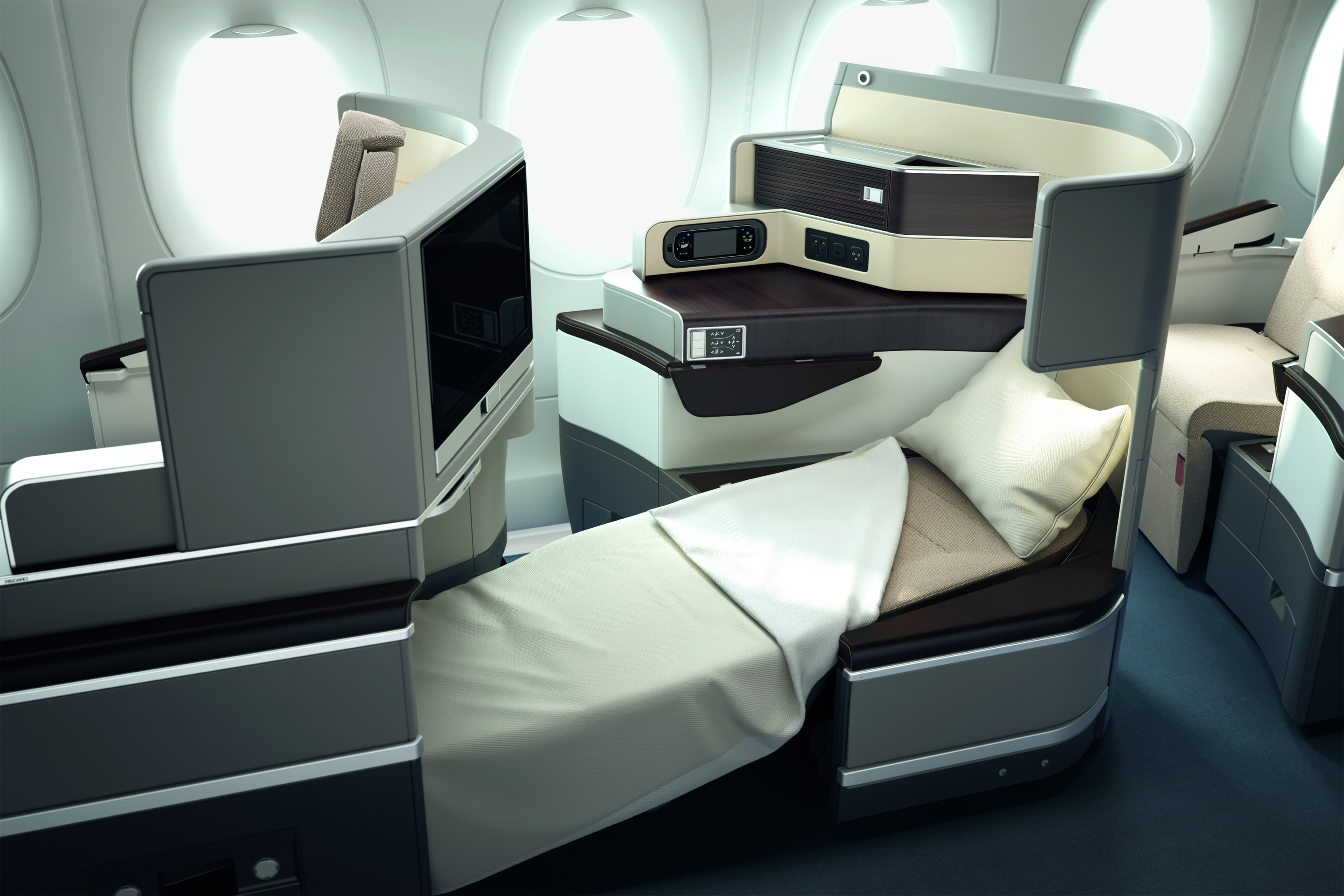 A premiere for recaro s cl6710 business class seat for International seating and decor