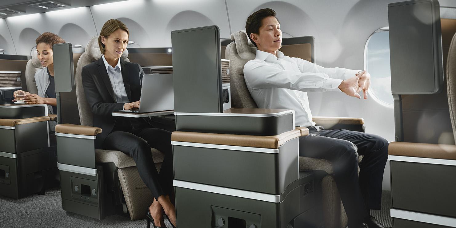 Home Recaro Aircraft Seating